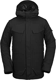 Volcom Men's VCO Inferno 2 Layer Stretch Snow Jacket Insulated Jacket
