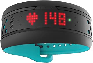 Mio Fuse Heart Rate + Activity Tracker Wrist Band - Multilingual International Packaging