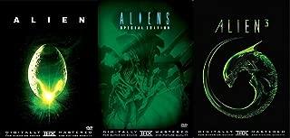 In Space, No One Can Hear You Scream - A L I E N - Three-Movie Bundle