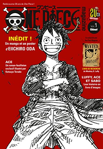 One Piece Magazine - Tome 01