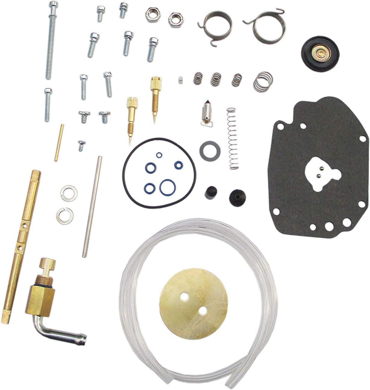 New Max 53% OFF 5 popular Carburetor Repair Kit Fit For Master SS Rebuild Carb Re