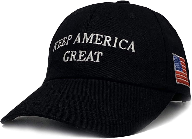 Make America Great Again Donald Trump Cap Hat Unisex Adjustable Hat