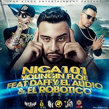 Nica 101 (Remix) [feat. Daffy El audio & El Robotico]