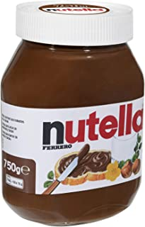 Nutella Hazelnut Spread (750 g)