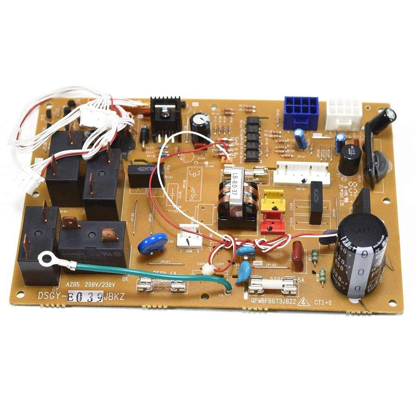 Ge W29X10033 Room Air Conditioner Fan Control Board Genuine Original Equipment Manufacturer (OEM) Part