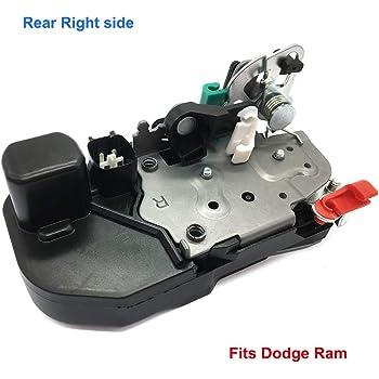 Amazon Com Rear Door Lock Actuator Left Driver 931 644 For Dodge Ram 1500 2500 3500 Door Lock Latch Actuator Motor Assembly 55276795ab Automotive