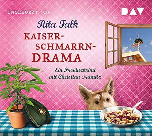 Kaiserschmarrndrama: Der neunte Fall für den Eberhofer (Ungekürzte Lesung mit Christian Tramitz) (6 CDs)