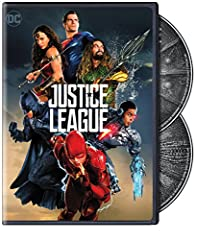 Justice League - DVD Brand New