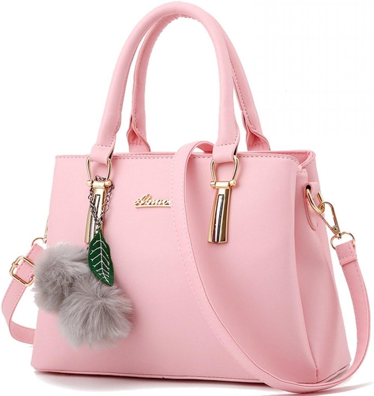 Damen PU Leder Leder Leder Handtaschen für Frauen Schultertasche mit Strap für Mädchen B01MYX4BCP  Meistverkaufte weltweit c8bce1