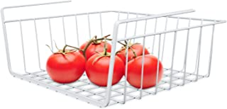 Panier Suspendu Rangement,Panier Metallique Rangement Panier de Rangement Cuisine étagère Rangement Panier Suspendu Panier...