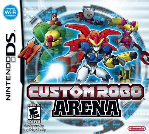 Custom Robo Arena (Nintendo DS) [import anglais]