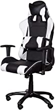Mahmayi Gumi 09854 Gaming Chair, Black/White - 50 x 45 x 138 cm