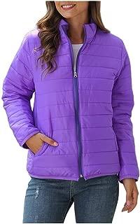 2019 4XL Down Jackets for Women Winter Zip Tops Warm Coats Elegant Plus Size Fashion Casual Pocket Soft Parka Outwear