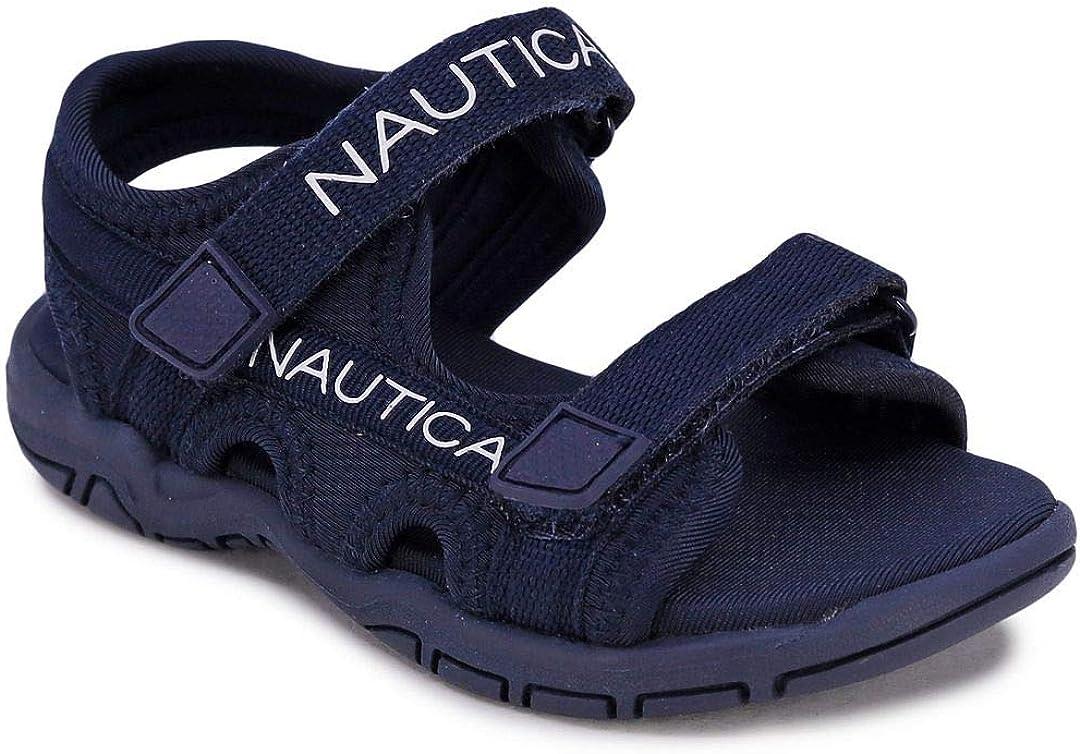 Nautica Kids Sports Sandals, Open Toe Athletic Beach Water Shoes  Boys - Girls  (Toddler/Little Kid/Big Kid)