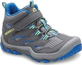 Merrell Kids' Chameleon 7 Access Mid a/C WTRPF Hiking Shoe