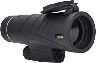 10x42 BaK4 Fully Multi Coated Lens Monocular Hiking, Wildlife, Hunting, Shooting by SureCentral