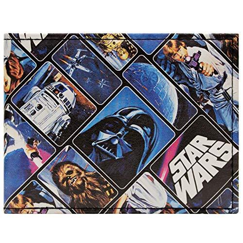Star Wars Original Trilogy Bleu Portefeuille