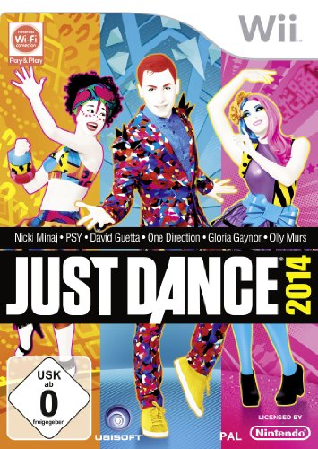 Just Dance 2014 [import allemand]