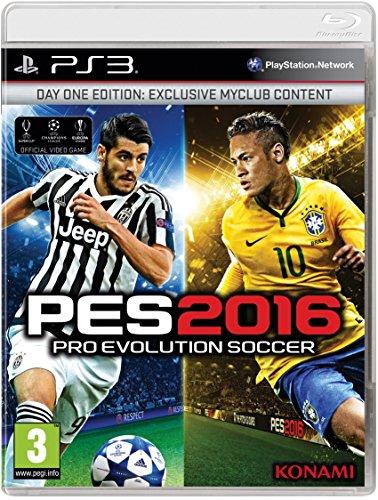 Konami Pro Evolution Soccer 2016, PS3