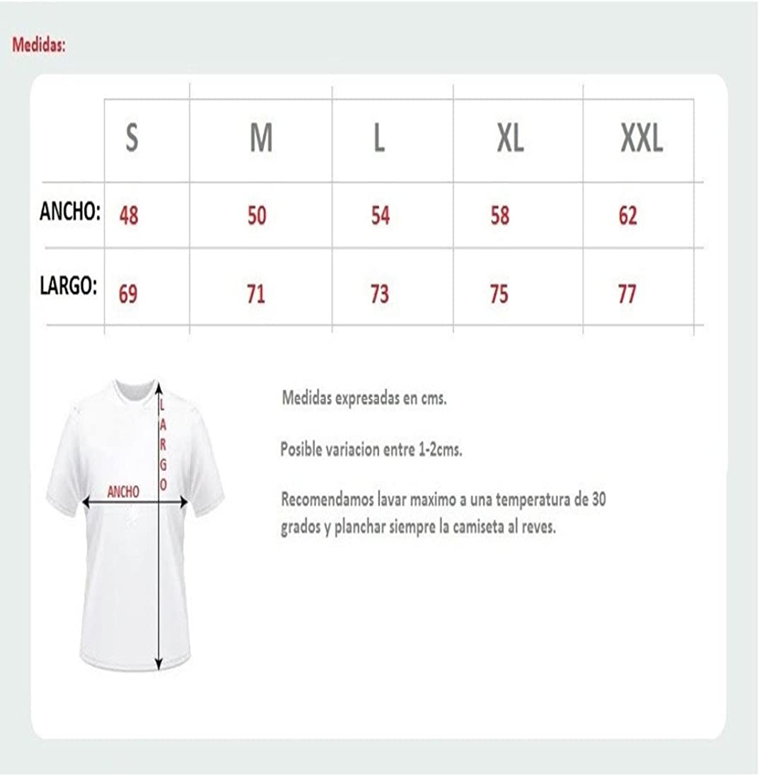 B & C Camiseta Canelo Mexico Boxeo Campeon Algodon Calidad 190grs