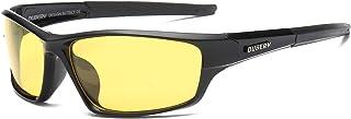DUBERY Mens Sport Polarized Sunglasses Outdoor Riding Fishing Goggles Glasses