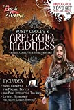 Hal Leonard Rusty Cooley Arpeggio Madness 3 DVD Set