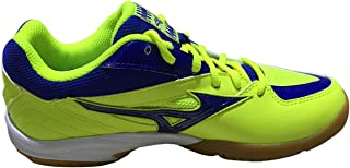 Mizuno Sky Gate Neon Green Non Marking Badminton Shoes