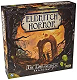 Eldritch Horror The Dreamlands Board Game EXPANSION | Mystery Game | Cooperative Board Game for Adults and Family | Ages 14+ | 1-8 Players | Avg. Playtime 3 Hours | Made by Fantasy Flight Games