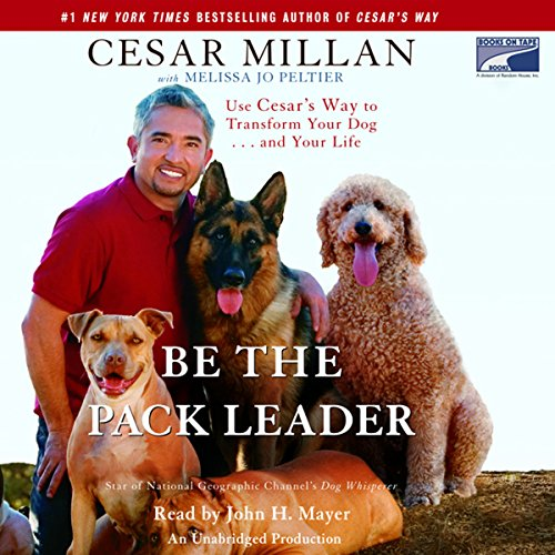 Be the Pack Leader audiobook cover art