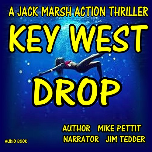 Key West Drop audiobook cover art