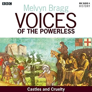 Voices of the Powerless: Castles and Cruelty audiobook cover art