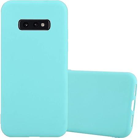 Cadorabo Hülle Für Samsung Galaxy S9 In Candy Blau Elektronik