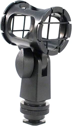popular Polaroid Microphone Shock Mount for The online Audio-Technica PRO24CM, AT875R, AT897, ATR-6550, ATR-6250, online sale ATR-3350 Microphones outlet sale