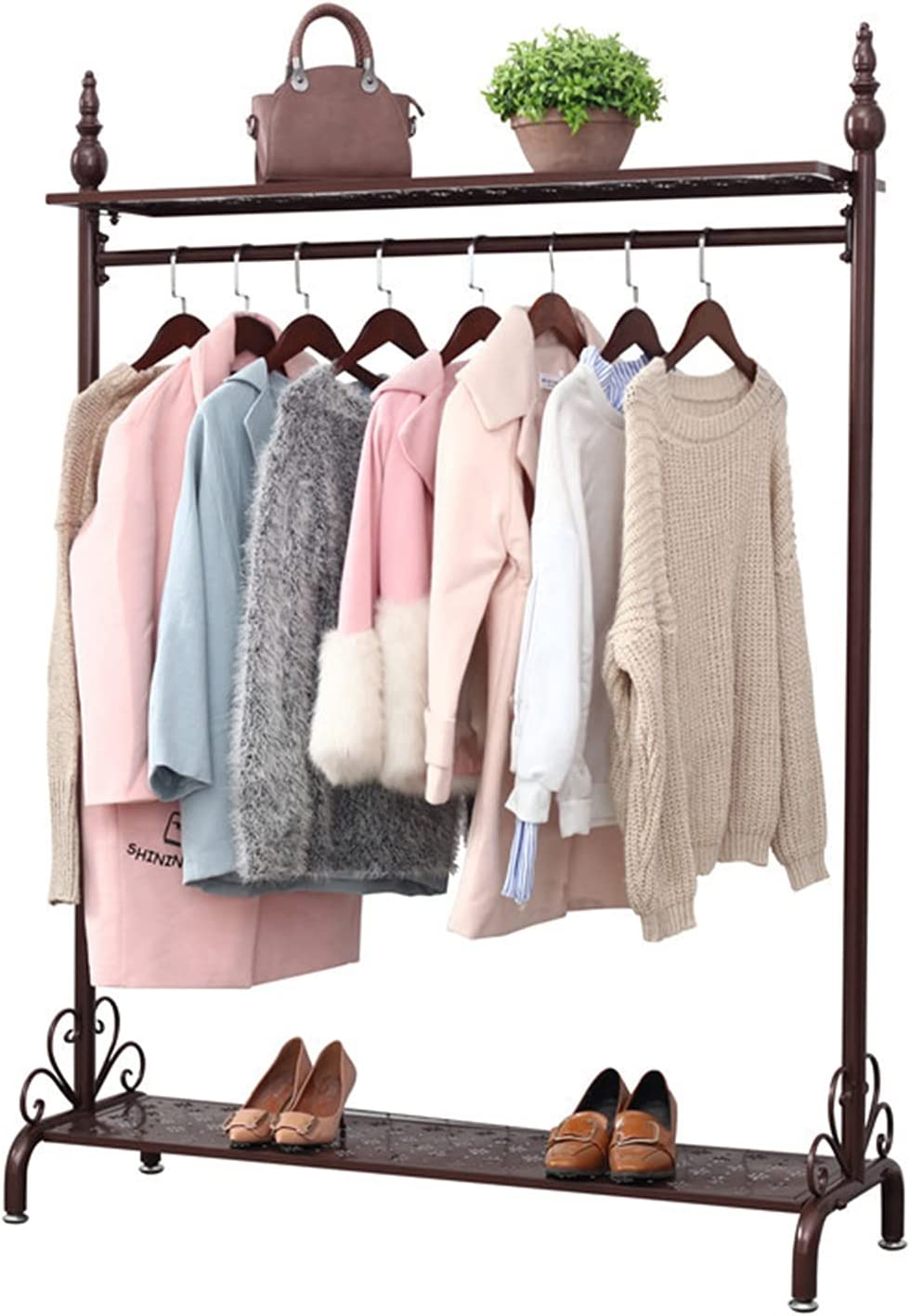 XINGLL Coat Rack Stand Rustproof Standi OFFer Free National uniform free shipping Clothes