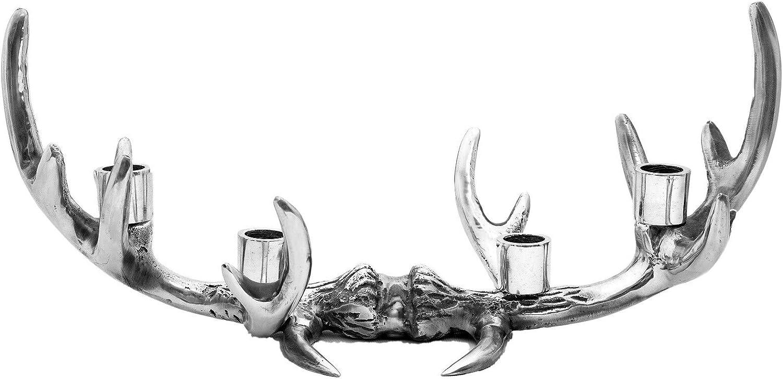 Attention brand Sale item KINDWER Candle Holder Silver