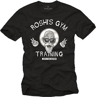 Camiseta Roshi´s GMY - Training with The Master