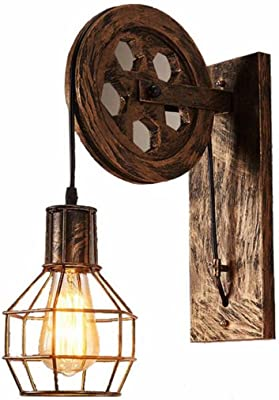 CAST IRON VINTAGE RETRO INDUSTRIAL STYLE LIGHT FITTINGS