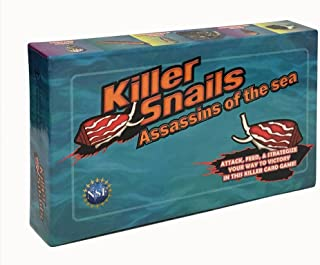 Best killer snails board game Reviews