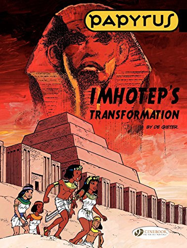 Papyrus - Volume 2 - Imhotep's Transformation (English Edition)
