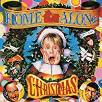 Home Alone Christmas (Clear with Red & Green