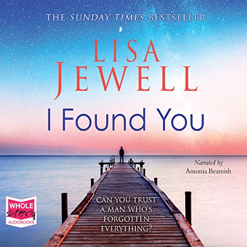 Couverture de I Found You