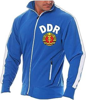 a2fb9690f9 Spaß kostet DDR Trainingsjacken (mit Rückendruck) Größe S - 3XL