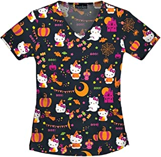 Tooniforms Hello Kitty Candy V-Neck Top