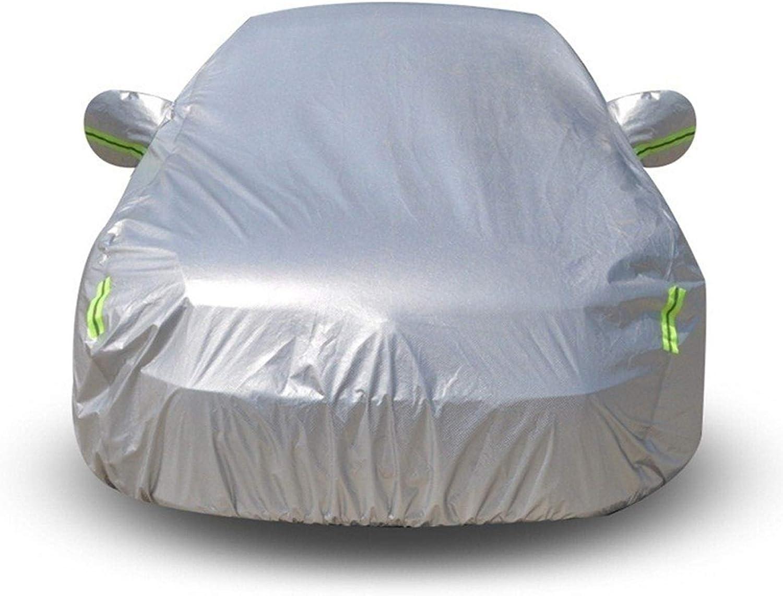 5 Porte Telo Copriauto Compatibile con Opel Corsa GS Line//GS Line Plus Impermeabile Auto Copertura Copri Copertura Auto Antigrandine A Prova di Vento Quattro Stagioni Universale