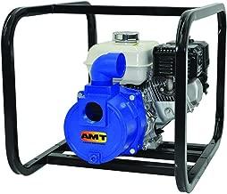 gas driven hydraulic pump