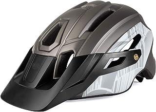 KINGBIKE Mountain Bike Helmet MTB for Men Women Adults CPSC Certified Bicycle Helmets Detachable Large Visor