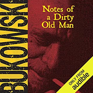 Notes of a Dirty Old Man audiobook cover art
