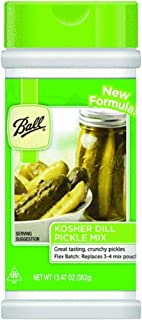 Ball Pickling Mix 13 Ounce Pack Of 6