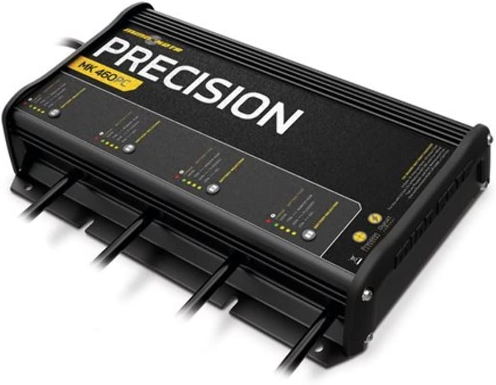 MINN KOTA 460PC(4BANK X 15AMP) PUMPS / ELECTRICAL >> Current Edition
