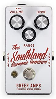 Greer Amplification The Southland Harmonic Overdrive